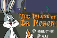 Bugs Bunny - The Island Of Dr. Moron