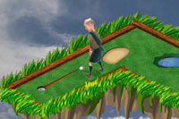 St Mulligan's 3D Golf