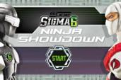 Combattimento Ninja - Ninja Showdown