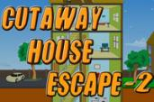 Cutaway House Escape 2