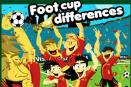 Trova le differenze - Foot Cup Differences