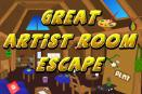 Great Artist Room Escape