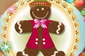 Pan Di Zenzero - Santa's Gingerbread Cookie
