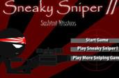 Sneaky Sniper 2