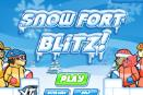 Snow Fort Blitz!