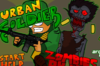 Urban Soldier - Zombies